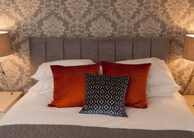 Double Room at the Kings Arms - Accommodation in Stockland